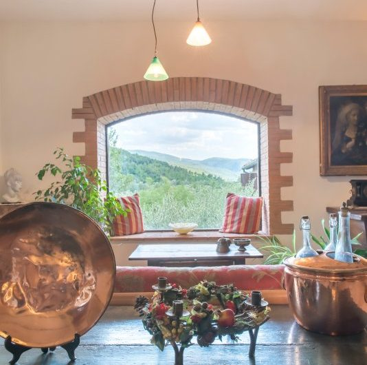 INSPIRING UMBRIAN GUEST HOUSE NEAR TODI