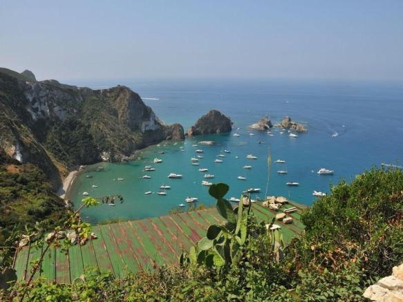 Serene Seaside Villa in Ponza Island