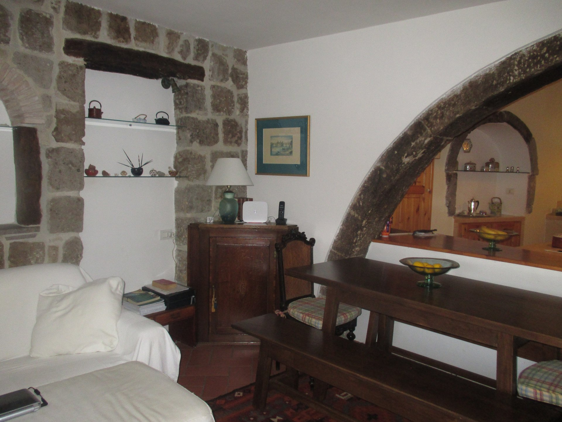 RECENTLY RENOVATED DELIGHTFUL PROPERTY IN CENTER OF MEDIEVAL HAMLET
